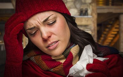 Why are Sinus Infections Common in the Winter?