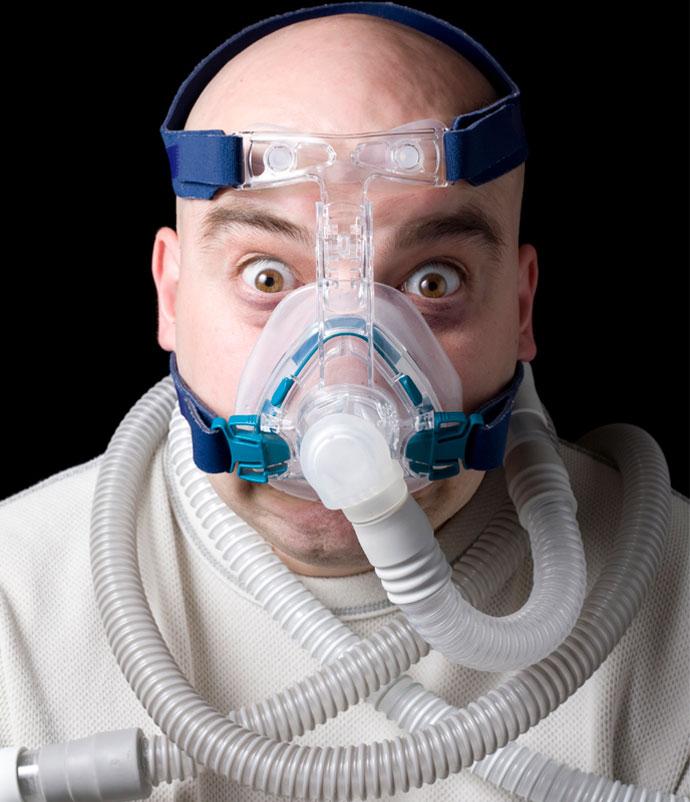 scary mask guy